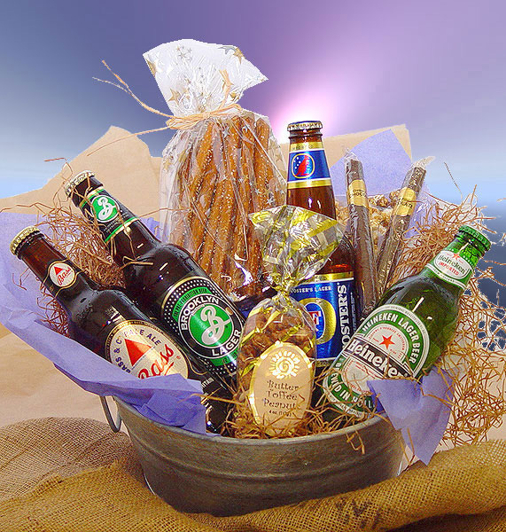 Cheers gift baskets by the perfect gift new york ny 10036 for Gifts for new yorkers