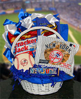 New York City Theme Gift Baskets and